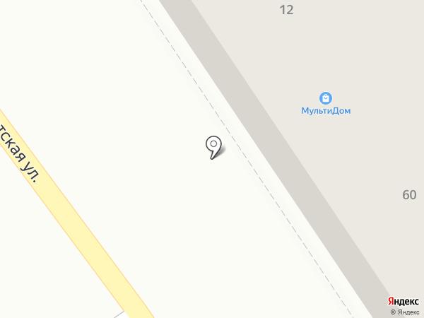 МультиДом на карте Ишимбая