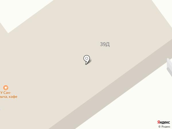 Алтын на карте Ишимбая