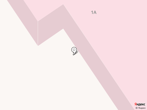 Ишимбайский психоневрологический интернат на карте Ишимбая