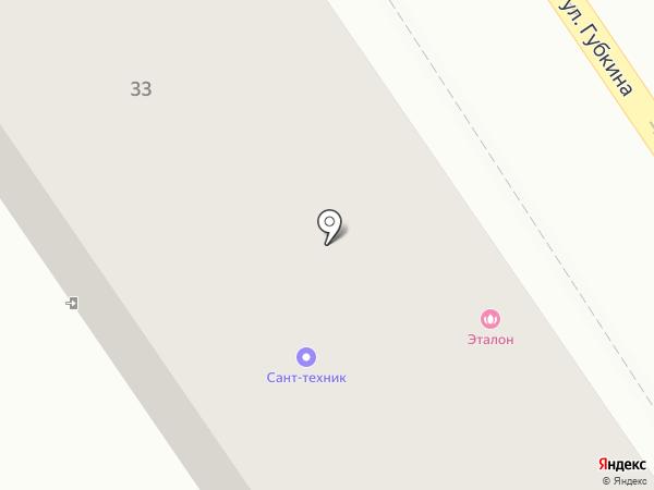 I`creativ на карте Ишимбая