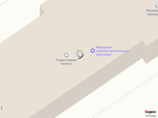 Ишимбайская межрайонная прокуратура на карте Ишимбая