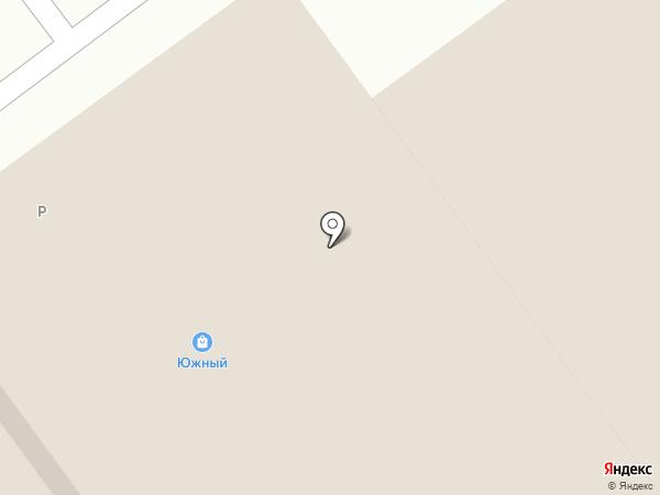 Ламбрекен на карте Ишимбая