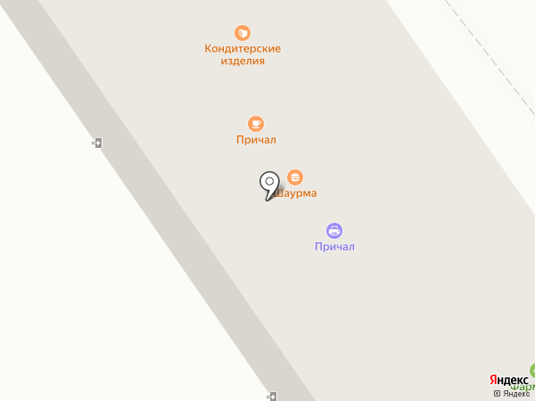Кондитерский магазин на карте Ишимбая