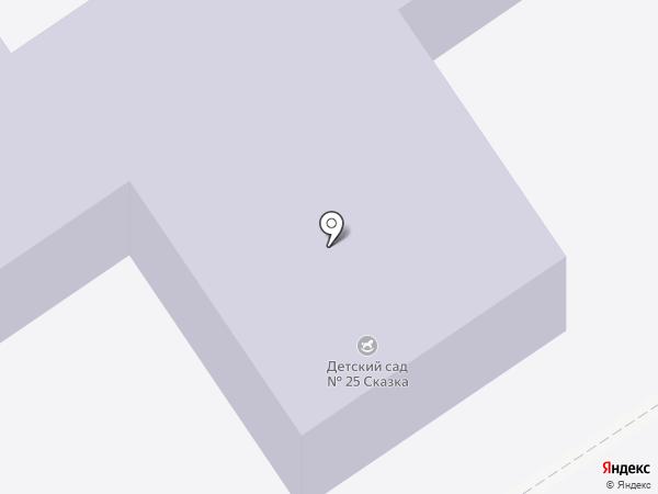 Детский сад №25, Сказка на карте Ишимбая