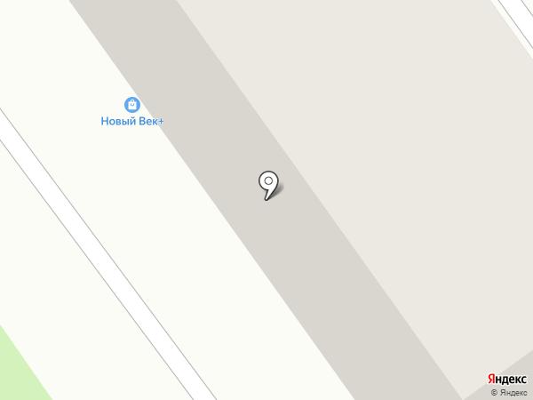 Новый Век+ на карте Ишимбая