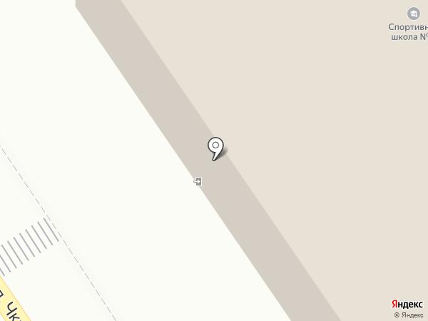 Ишимбайский дворец спорта на карте Ишимбая