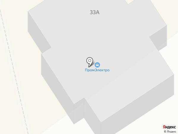 ПромЭлектро на карте Ишимбая