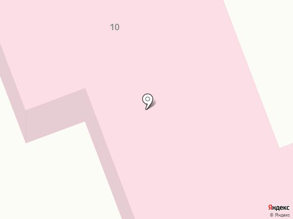 Детский пульмонологический санаторий на карте Ишимбая