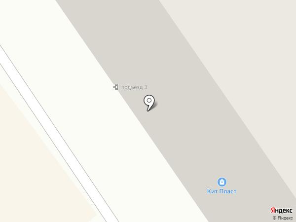 Ивушка на карте Ишимбая