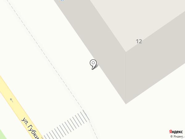 Багира на карте Ишимбая