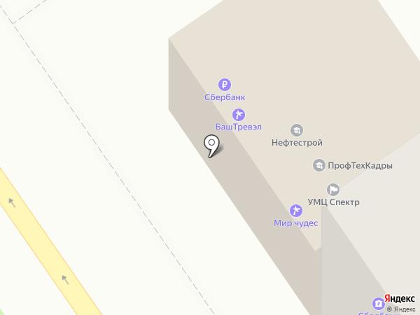 Платежный терминал, Сбербанк, ПАО на карте Ишимбая