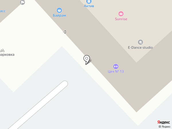 Центр доктора Бубновского на карте Уфы
