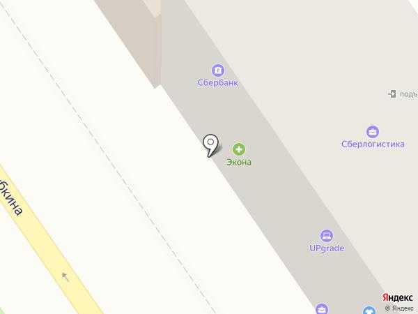 Адонис на карте Ишимбая