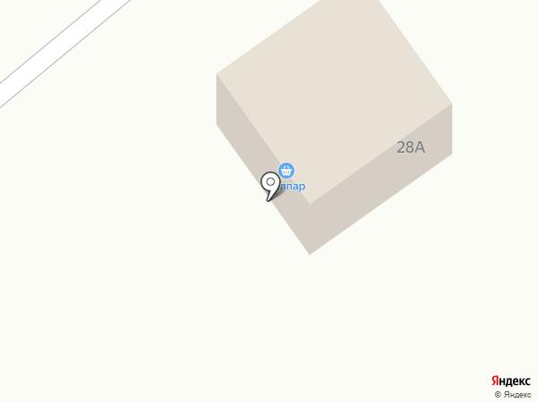 Толпар на карте Ишимбая