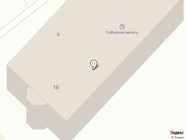 Соборная мечеть на карте Ишимбая