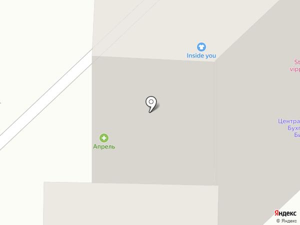 Уфапивдом.рф на карте Уфы