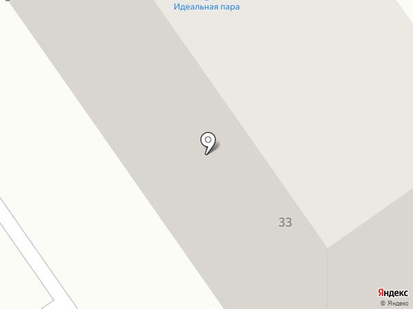 Мета-пласт на карте Ишимбая