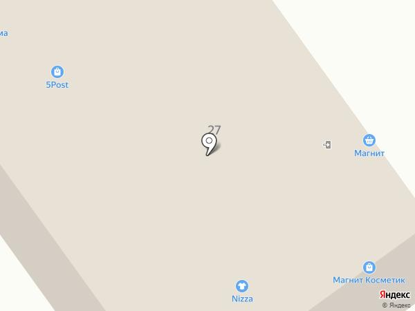 Самоделкин на карте Ишимбая