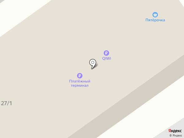 Матрица на карте Ишимбая