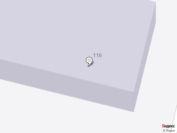 Башкирская гимназия-интернат №2 им. Ахметзаки Валиди на карте Ишимбая