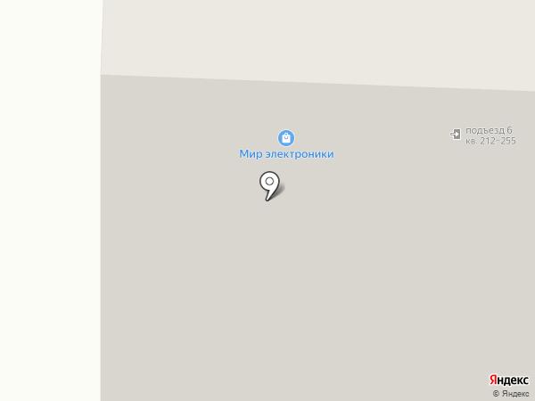Стопка на карте Уфы