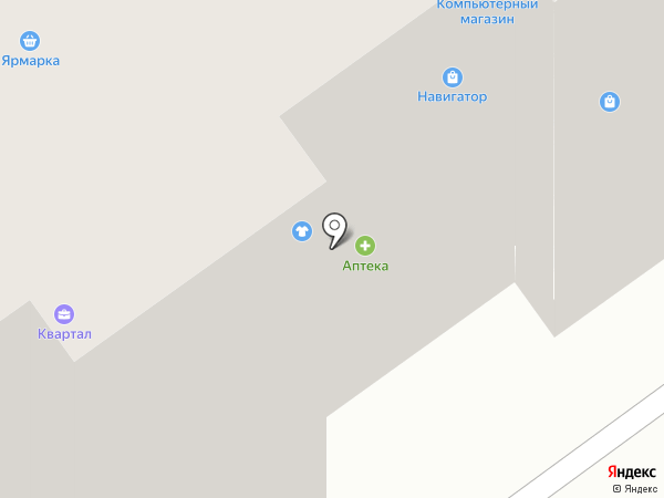 Камень Ангела на карте Ишимбая