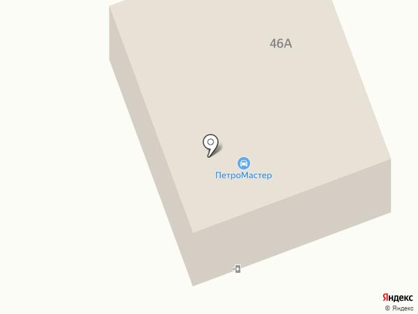 ПетроМастер на карте Берега Камы