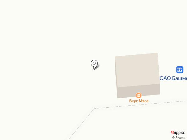Сытый дворик на карте Уфы