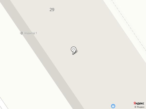 Арзан на карте Ишимбая