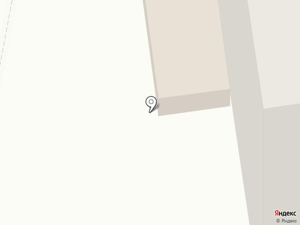Автодок на карте Уфы