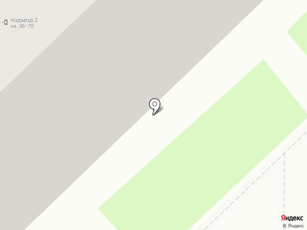Машенька на карте Уфы