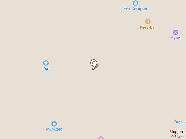 Читай-город на карте Уфы
