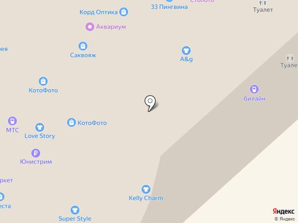 YOTA на карте Уфы
