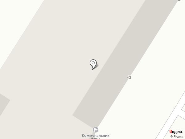 Коммунальник на карте Ишимбая