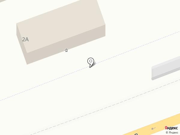 Магистраль на карте Песьянки