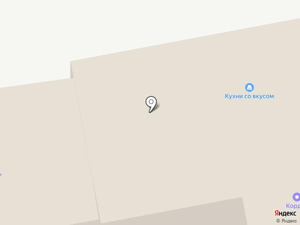 Мир Шкафов на карте Уфы