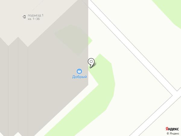 Пивной двор на карте Уфы