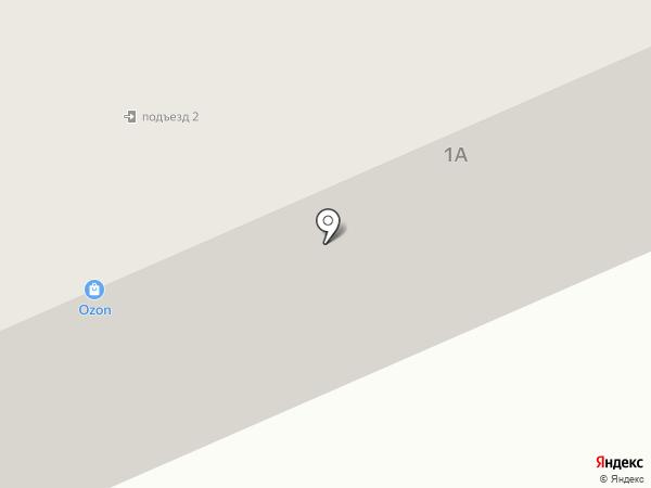 Городская служба эвакуации на карте Песьянки