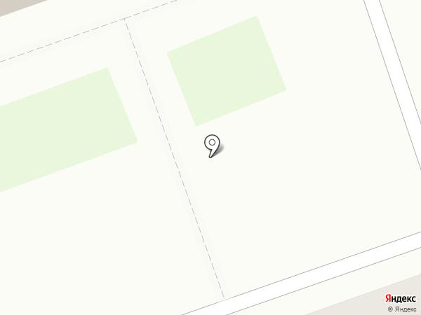 Очаг на карте Песьянки