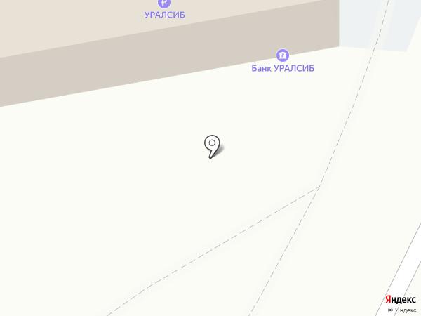 Платежный терминал, Банк Уралсиб, ПАО на карте Уфы