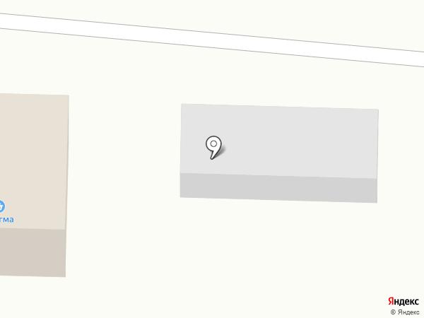 Сеть продовольственных магазинов на карте Ишимбая