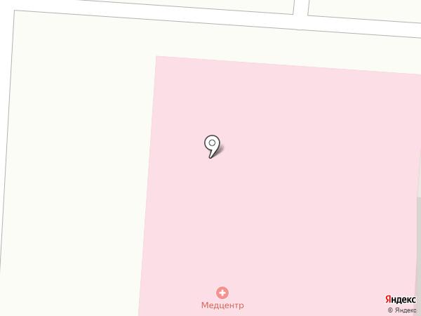 Детский здравпункт на карте Стерлитамака