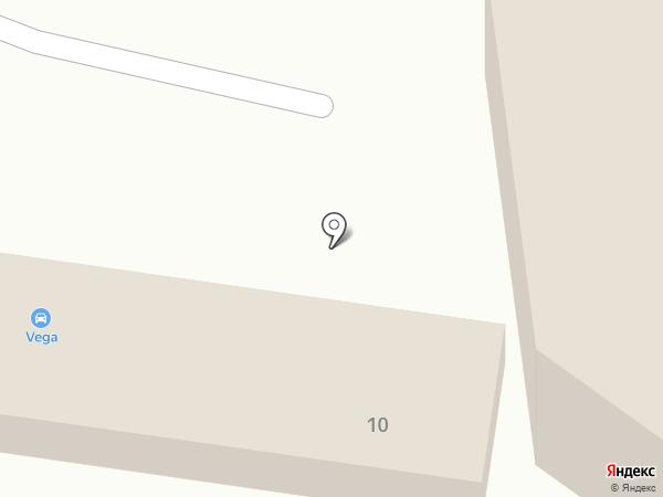 Vega на карте Уфы