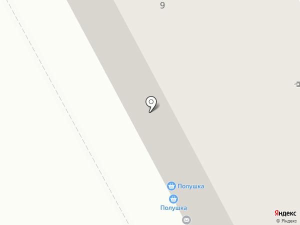 Анион-Уфа на карте Уфы