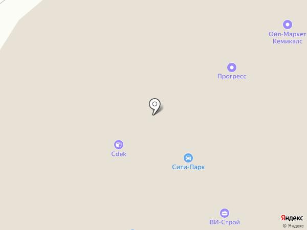 Смарт Веб на карте Уфы