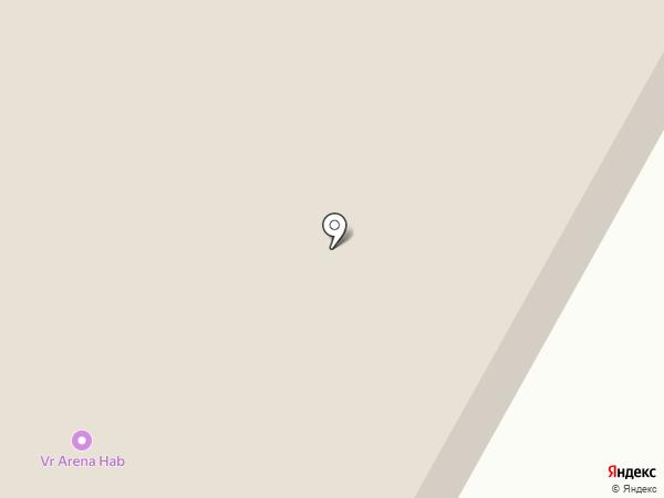Ашхана №1 на карте Уфы