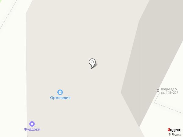 УралМаркет на карте Уфы
