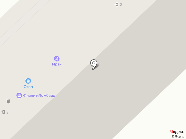 Мир красоты на карте Уфы