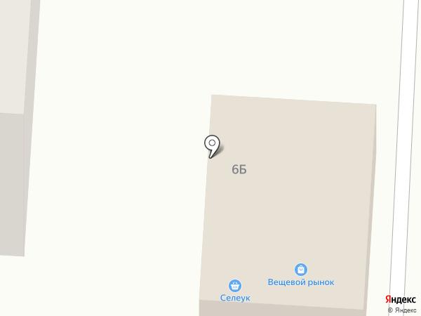 Стиляги на карте Стерлитамака