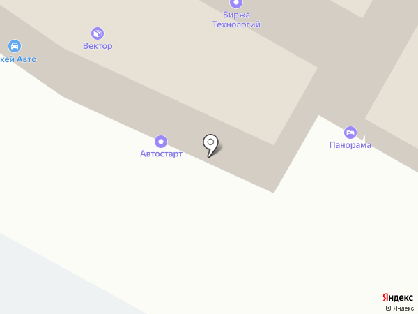 Металлкомплект на карте Уфы